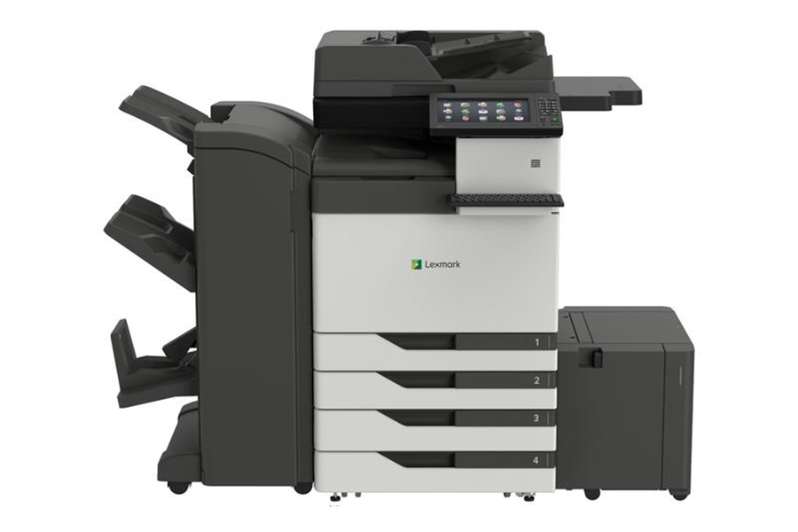 Lexmark CX924dxe Front Full View